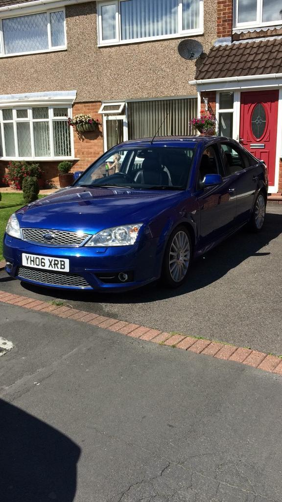 Ford Mondeo ST TDCI 2.2