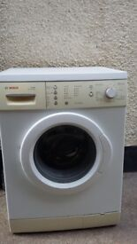 Washing machine Bosch Maxx Perfect 25 pounds