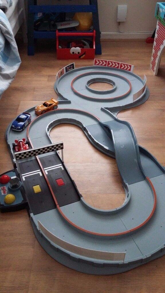 Roary the racing car track