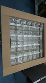 Fluorescent light panels - 60 x 60