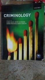 oxford criminology book