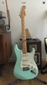 Fender Classic Series 50s Strat with Bareknucle Pickups