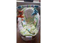 Bright Stars Comfort and Harmony baby bouncy chair