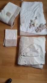 Millie & Boris Cot Bedding Bundle