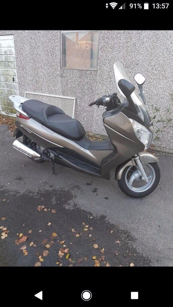2008 Honda Swing 125cc
