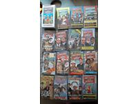 Only Fools and Horses 16 VHS tapes