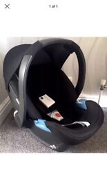 Brand new, mamas and papas cybex Aton infant car seat