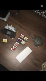 Ds lite games/charger