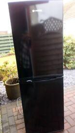 Hoover Black Fridge Freezer HVBS5162BK