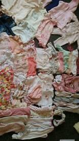 0-3 Months girl bundle