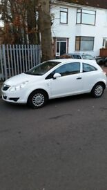 Vauxhall Corsa 996cc Eco 2011 2 owners mother and daughter good first car option