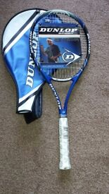 For sale Brand New Dunlop Tennis Racket's