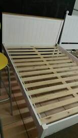 Double john lewis bed (darton )