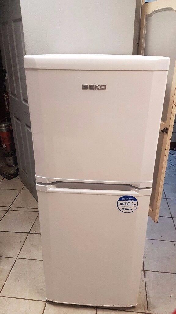Freestanding BEKO Fridge Freezer TDA531 with 4 MONTHS WARRANTY