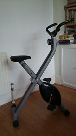 Excersise bike (almost new)