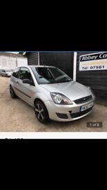 Ford Fiesta climate 1.2 55k miles