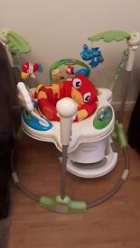 Jumperoo for sale :)