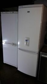 **ZANUSSI**FRIDGE FREEZER**FROST FREE**A RATED**WATER DISPENSER**COLLECT\DELIVERY**NO OFFERS**