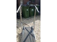 Treadmill for sale ( manual operation )