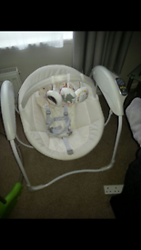 Graco Musical Swinging Baby Chair