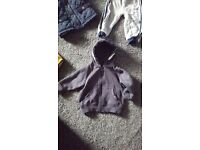 Boys clothes 6/9 trainers size 4.5