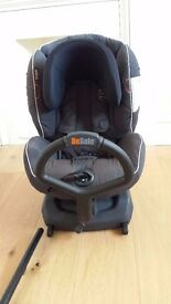 'Be Safe' Car Seat. 6 months - 4 years (0-18 kg). Scandinavian.