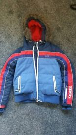 Superdry jacket ladies size L