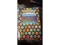 Scholastic Pokemon Deluxe Essential Handbook