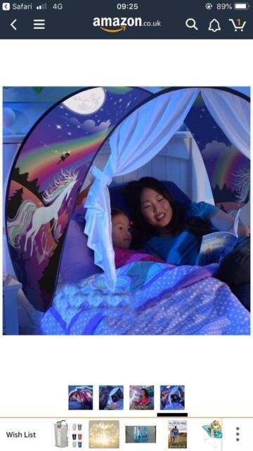 brand new b121c b057a Unicorn bed tent | in Woking, Surrey | Gumtree