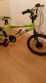 20 inch bmx 360 bike