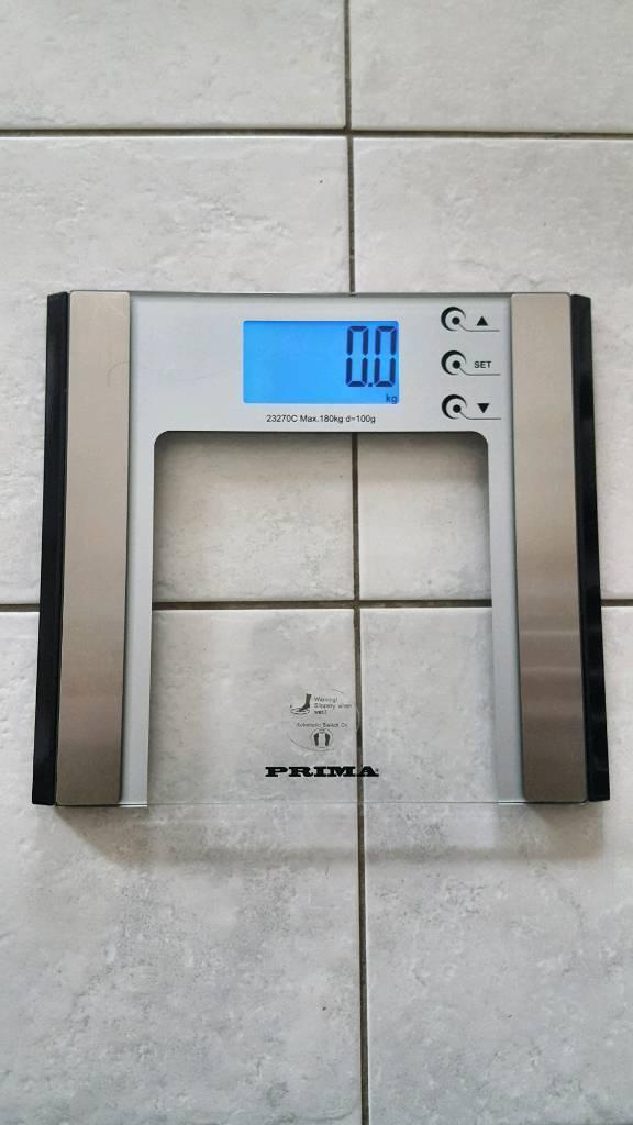 7in1 Body Fat Scales