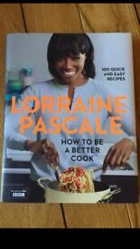 Lorraine Pascale Cookbook