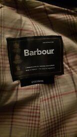 BARGAIN BARBOUR STOCKMANN LONG COAT £80 BARGAIN