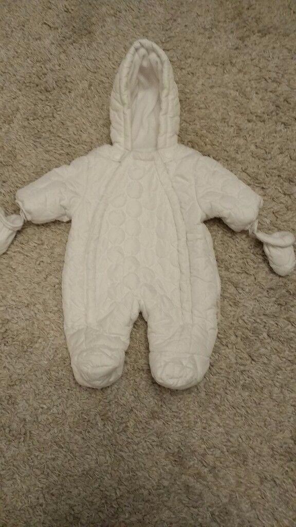 Unisex baby coat newborn