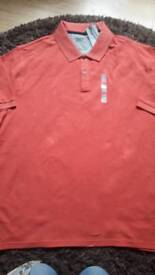 Men's Xxxlarge marks and Spencer polo shirt