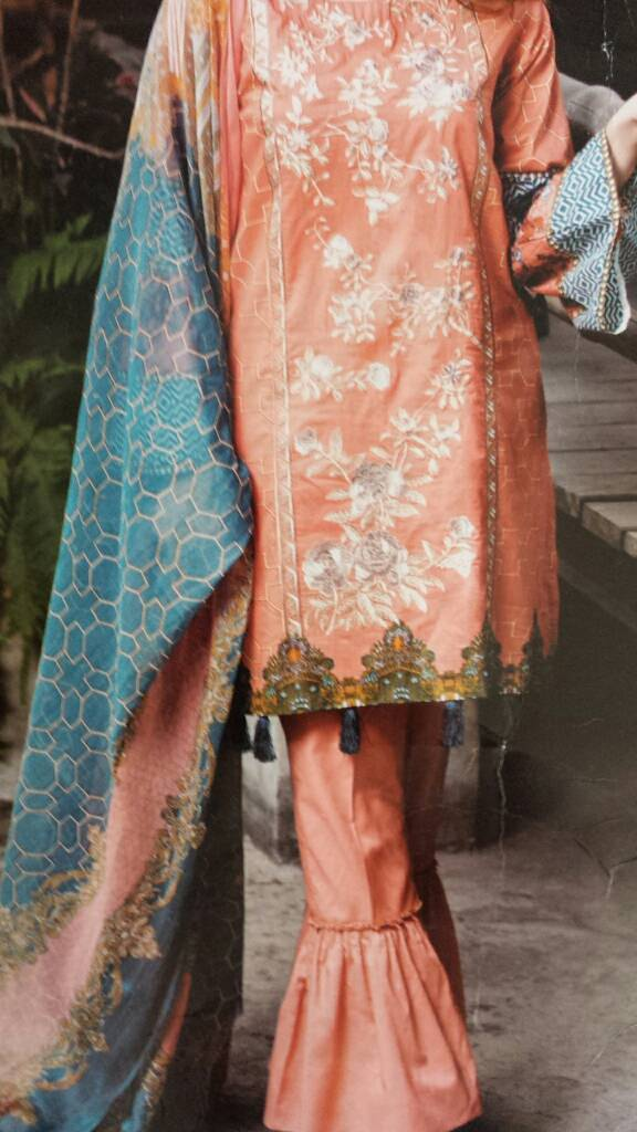 Ready to wear pakistani dress