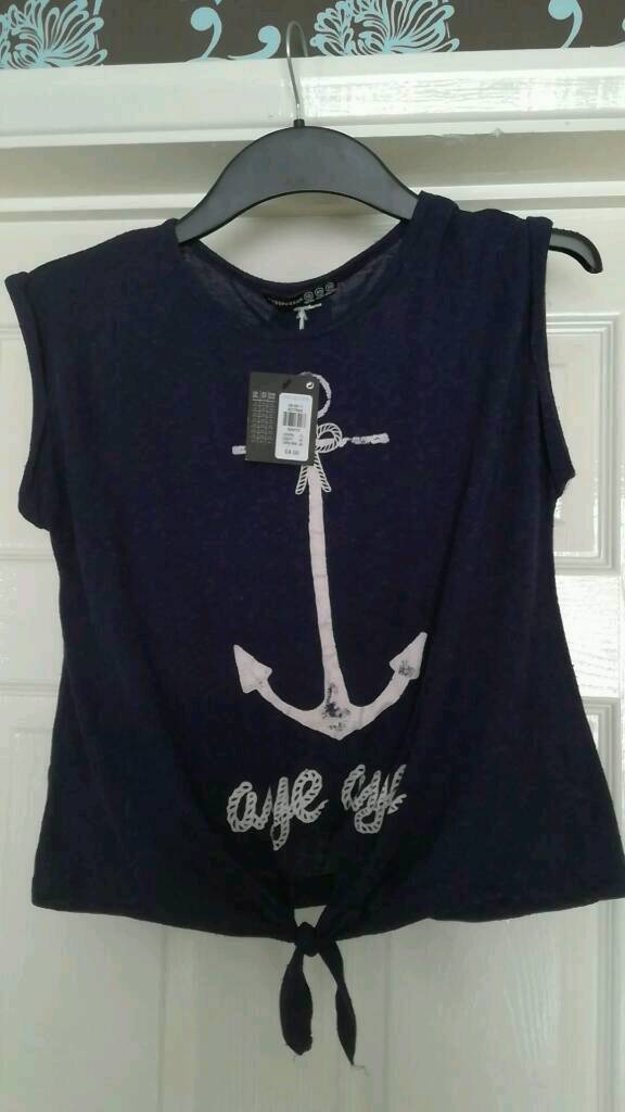 Ladies t shirt size 12 BRAND NEW WITH TAG