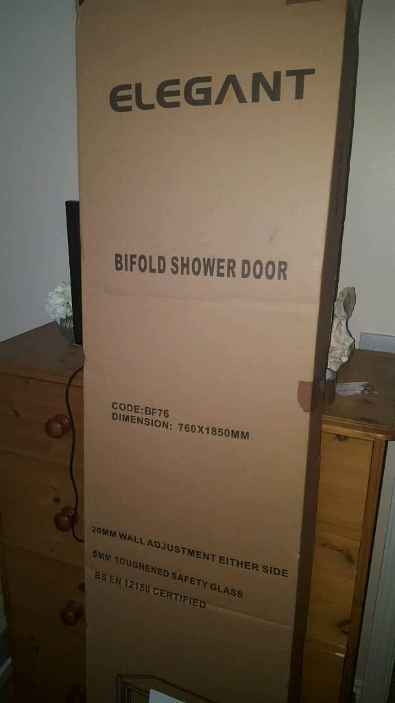 Brand new shower door   in Murton, County Durham   Gumtree