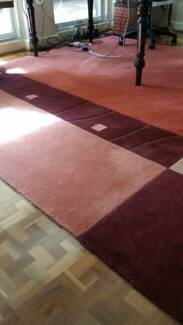 Rug Thick Good Quality 227cm X 178cm Bargain Get It Now