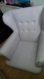 armchair single seat new condition ready to use
