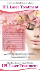 Special offer waxing