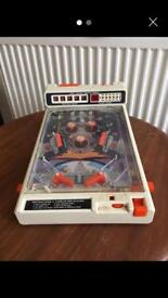 "Vintage/Retro ""Atomic Arcade"" Pinball Machine"