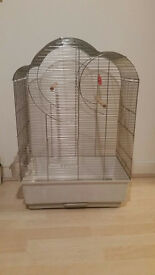 Stunning bird cage with or without accessories