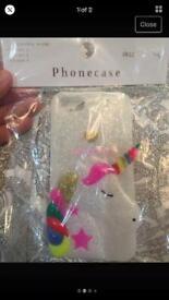 Unicorn phone case new read description