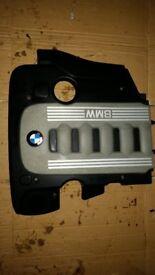 BMW X5 E70 ENGINE COVER