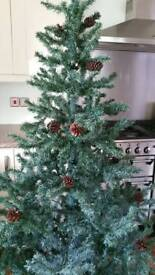 Christmas tree 6ft approx