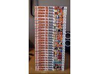 Naruto Manga 1 - 25 For Sale