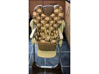 £35 ono CHICCO HIGHCHAIR EXCELLENT CONDITION