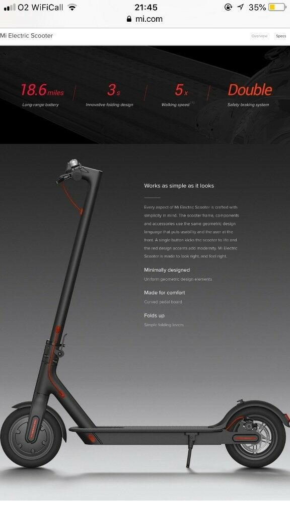Finally A Trusted Uk Based Xiaomi M365 Electric Scooter Seller
