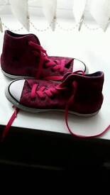 Genuine Girls Limited Edition Converse